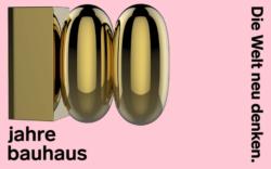 Veranstaltungen zum Bauhaus-Jubiläum werden in einem gemeinsamen Portal notiert.