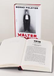 Bernd Polster: Walter Gropius. Der Architekt seines Ruhms. 656 Seiten. Carl Hanser Verlag, München 2019, 32 Euro ISBN 9783446262638