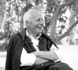 Gottfried Böhm, 2008 (Bild: Christian Schaulin)