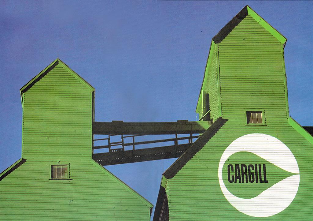 """Abbildung aus dem Fotokalender """"Farbige Giganten"""" von Fritz Dressler, 1983"""