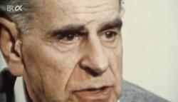 Karl Popper (Bild: Bayern alpha)