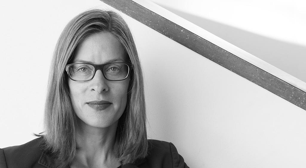 Dr. Claudia Perren, Vorstand und Direktorin Stiftung Bauhaus Dessau, Bauhausgebäude Dessau, 2016