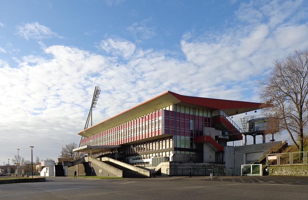 Friedrich-Ludwig_Jahn-Stadion in Berlin Prenzlauer Berg (Bild: Philipp Dittrich)