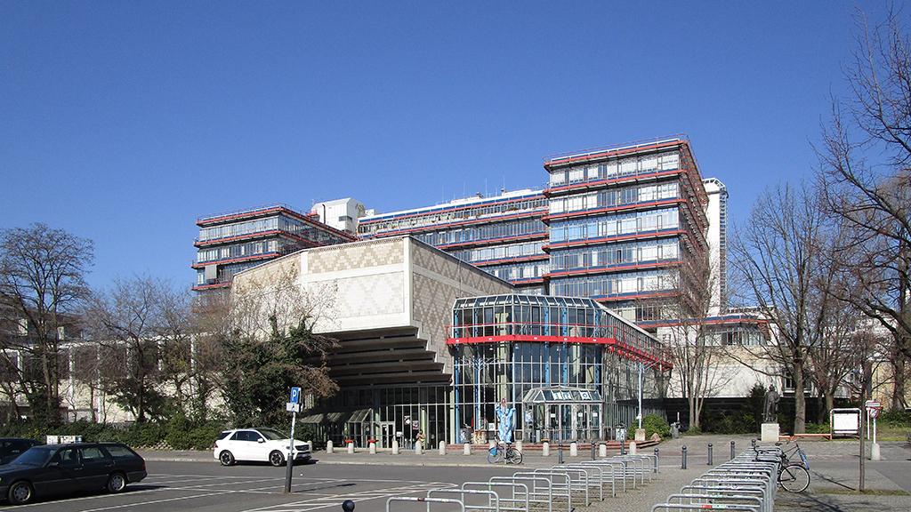 Fakultät Mathematik der TU Berlin, Architekten: Georg Kohlmaier und Barna von Sartory (Bild: Philipp Dittrich)