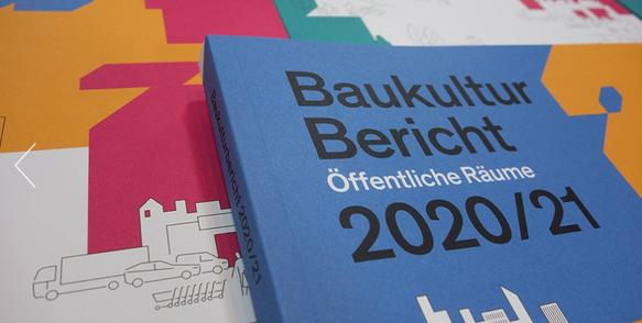 Die Baukulturberichte der Bundesstiftung Baukultur widmen sich landesweiten Entwicklungen. (Bild: BSBK)