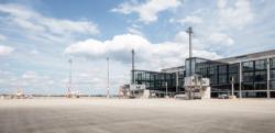 Piers an der Luftseite (Bild: gmp/ Marcus Bredt)