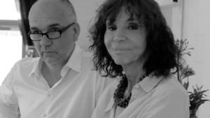 Hans-Jürgen Commerell und Kristin Feireiss (Bild: Aedes)