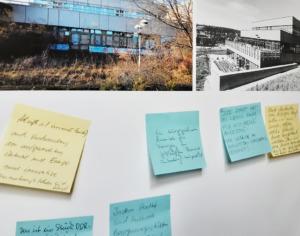 Würdigung der Architektur, Ökonomie, Nachhaltigkeit, Erinnerung an die heute fehlenden Kulturangebote – die Gründe, für einen Erhalt der Bauten zu stimmen, sind vielschichtig. (Bild: Landeshauptstadt Erfurt/ Dirk Urban)