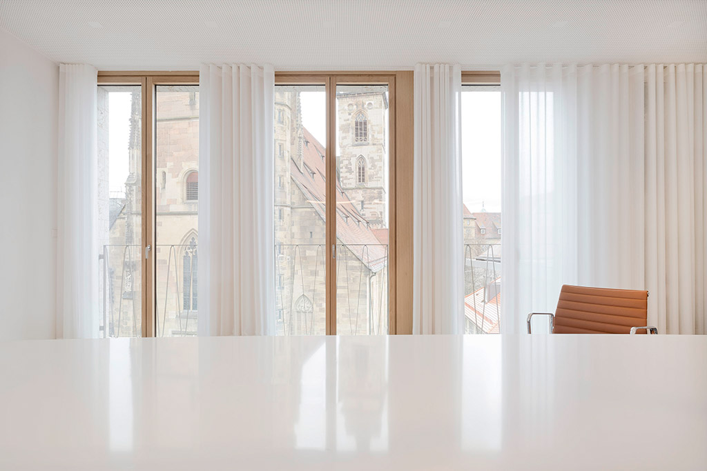 Büro mit Aussicht (Bild: Brigida González)