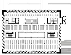 Grundriss 3. Obergeschoss (Bild: LRO)
