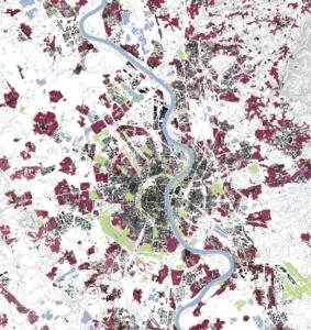 Köln und Umgebung (© 2020 Hoidn Wang Partner)