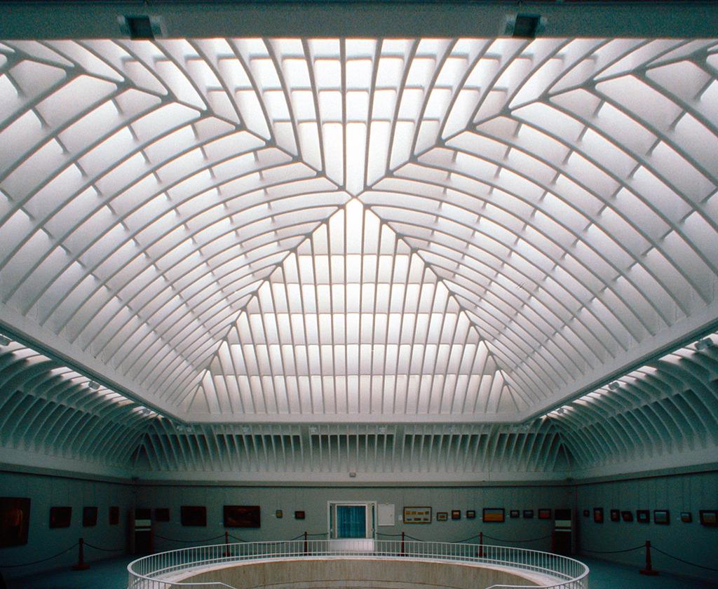 Fernando Huigeras: Antonio López Torres Museums in Tomelloso, Spanien (Bild: ??), 2009