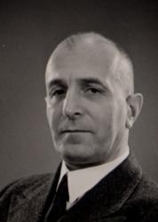 Martin Punitzer (Bild: Gedenktafel in Friedenau)