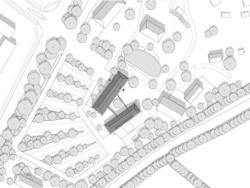 Lageplan Museum Molfsee (Bild: ppp architekten)