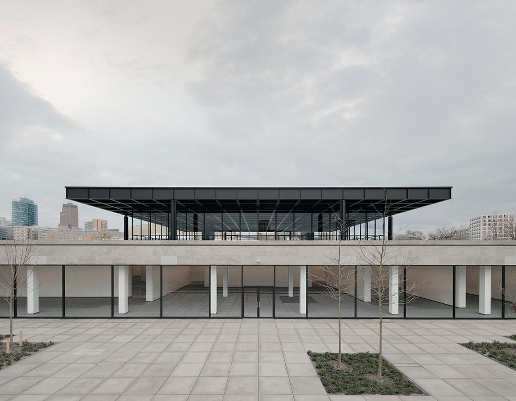 Die neuen Fassaden sind bautechnisch perfektioniert . (Bild_Simon Menges, Berlin)