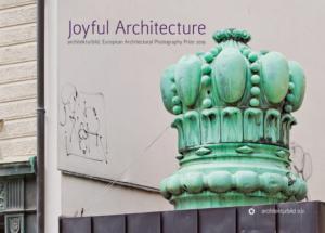 """Dirk Härle gewann 2019 den 1. Preis beim Thema """"Joyful Architecture"""""""