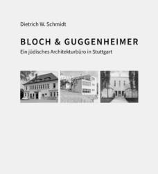 Dietrich W. Schmidt: Bloch & Guggenheimer. Ein jüdisches Architekturbüro in Stuttgart. 150 Seiten, Format 22 x 24 cm, Verlag Regionalkultur, Bd. 14 der Veröffentlichungen des Archivs der Stadt Stuttgart, 24,80 Euro. ISBN 978-3-95505-249-2