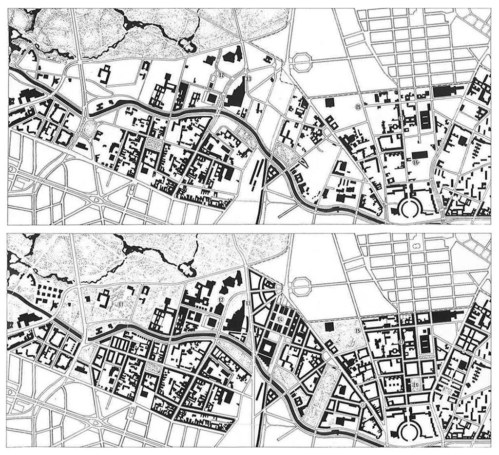 Planwerk Innenstadt, Abbildung leider nicht aus dem Buch.