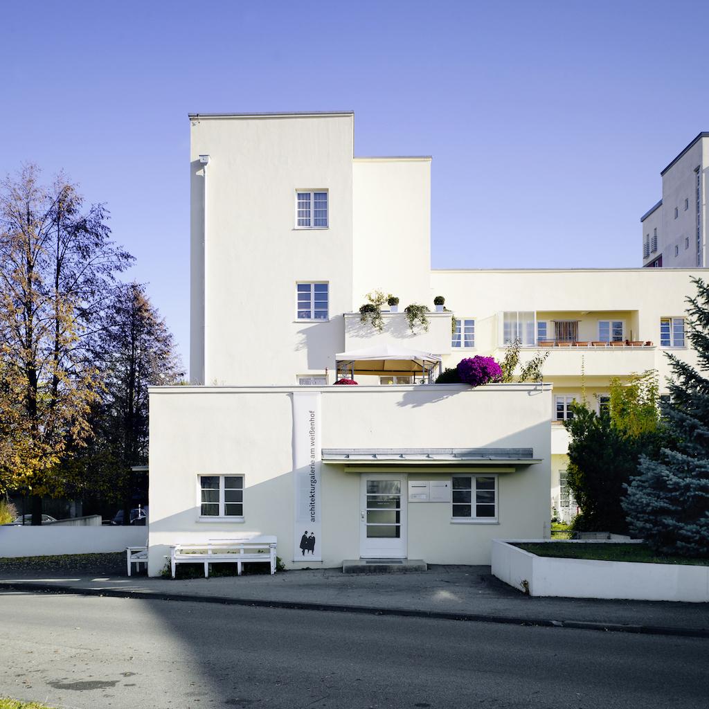 WJ631 Peter Behrens Stuttgart Weissenhofsiedlung