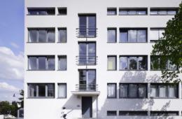 WJ631 Mies vam der Tohe,r Stuttgart Weissenhofsiedlung